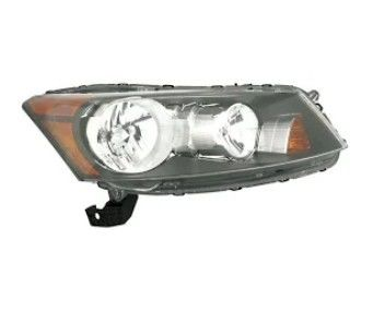 Left And Right Side LED Car Headlights For 08-11 HONDA ACCORD 4DR SEDAN